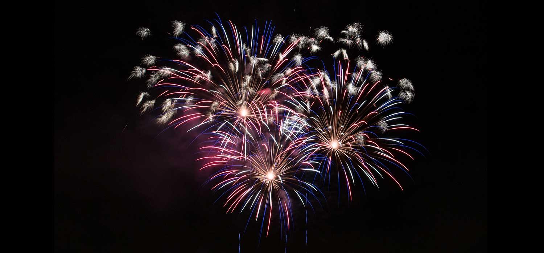 Bold B2B Campaign Fireworks